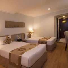 Vien Dong Hotel 3* Улучшенный номер с различными типами кроватей фото 2