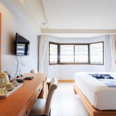 Chaweng Budget Hotel 3* Стандартный номер с различными типами кроватей фото 2