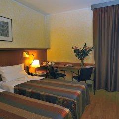 Отель Carlyle Brera 4* Стандартный номер с различными типами кроватей