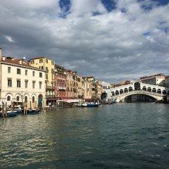 Отель Antico Mercato Италия, Венеция - отзывы, цены и фото номеров - забронировать отель Antico Mercato онлайн приотельная территория фото 2