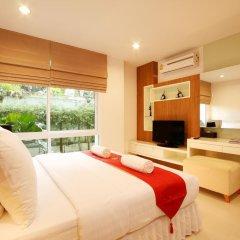 Отель The Park Surin Апартаменты с различными типами кроватей фото 3