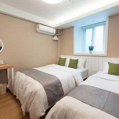 Hotel QB Seoul Dongdaemun 2* Стандартный номер с различными типами кроватей фото 3
