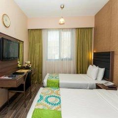 Oasis Deira Hotel Стандартный номер с различными типами кроватей фото 4