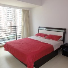 Апартаменты Homehunter Short Term Apartment Студия с различными типами кроватей фото 43