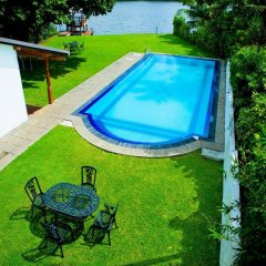 Отель Okvin River Villa 4* Вилла с различными типами кроватей фото 2