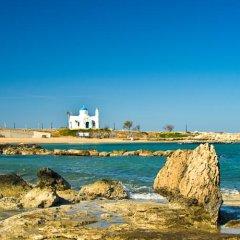 Отель Athina Villa 8 Кипр, Протарас - отзывы, цены и фото номеров - забронировать отель Athina Villa 8 онлайн пляж фото 2