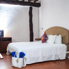 Отель Las Nubes de Holbox 3* Полулюкс с различными типами кроватей фото 11