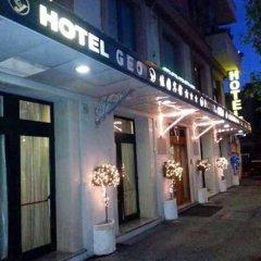 Geo Hotel вид на фасад