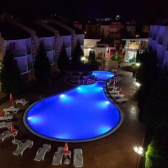 Отель Sun City Hotel Болгария, Солнечный берег - отзывы, цены и фото номеров - забронировать отель Sun City Hotel онлайн фото 2