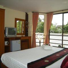 Отель Patong Rose Guesthouse 2* Номер Делюкс с различными типами кроватей фото 5