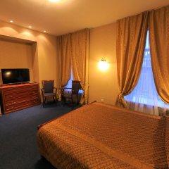 Апартаменты Невский Гранд Апартаменты Номер категории Эконом с двуспальной кроватью фото 6