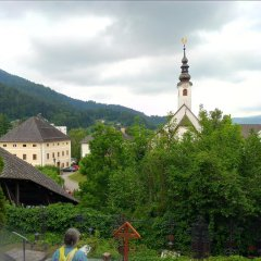 Hotel Goritschnigg балкон
