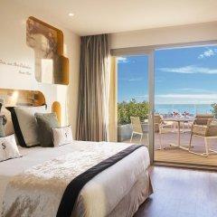 Pure Salt Port Adriano Hotel & SPA - Adults Only 5* Люкс с различными типами кроватей фото 22