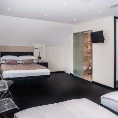 Отель 88 Studios Kensington Семейная студия с двуспальной кроватью фото 3