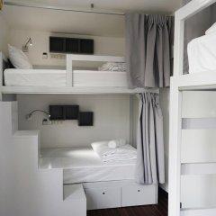 Отель Cacha bed Кровать в женском общем номере с двухъярусной кроватью фото 7