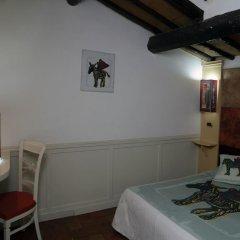 Отель Il Granaio Di Santa Prassede B&B Италия, Рим - отзывы, цены и фото номеров - забронировать отель Il Granaio Di Santa Prassede B&B онлайн комната для гостей фото 4