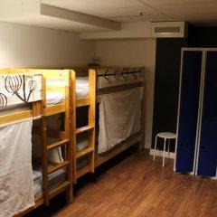Отель City Lodge Stockholm фитнесс-зал