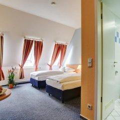 Отель Centro Park Berlin Neukolln 3* Улучшенный номер фото 2