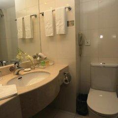 Beijing Continental Grand Hotel 3* Номер Делюкс с различными типами кроватей