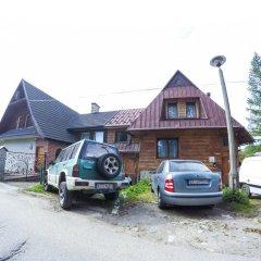 Отель Base Camp 2 Zakopane Закопане парковка