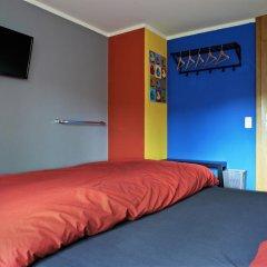 Budget Hostel Zurich Стандартный номер с различными типами кроватей фото 7