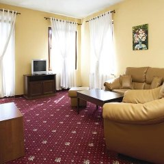 Отель Villa Maria Revas Болгария, Солнечный берег - отзывы, цены и фото номеров - забронировать отель Villa Maria Revas онлайн комната для гостей фото 5
