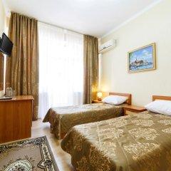 Мини-Отель Лаура Стандартный номер с 2 отдельными кроватями фото 2
