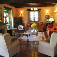 Hotel Rural Posada San Pelayo интерьер отеля