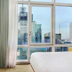 Отель Hyatt Times Square 4* Стандартный номер с различными типами кроватей фото 2