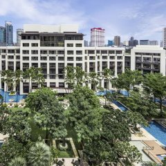 Siam Kempinski Hotel Bangkok 5* Стандартный номер разные типы кроватей