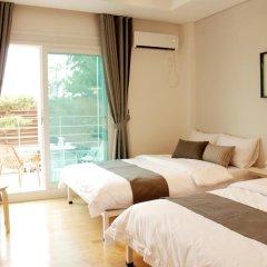 Отель The Mei Haus Hongdae 3* Номер категории Премиум с различными типами кроватей фото 3