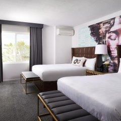 Отель Le Montrose Suite Hotel США, Уэст-Голливуд - отзывы, цены и фото номеров - забронировать отель Le Montrose Suite Hotel онлайн комната для гостей фото 3