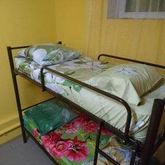 Хостел Кутузова 30 Кровать в мужском общем номере с двухъярусной кроватью фото 4