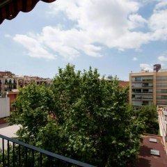 Отель Arenas Испания, Барселона - отзывы, цены и фото номеров - забронировать отель Arenas онлайн балкон