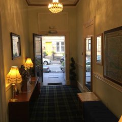 Smiths Hotel Глазго интерьер отеля