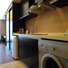Апартаменты Lasony Serviced Apartment Номер Делюкс с различными типами кроватей