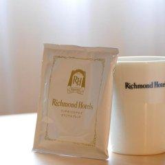 Отель Richmond Hakata Ekimae Хаката ванная