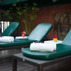 Отель Pinnacle Lumpinee Park Бангкок спа