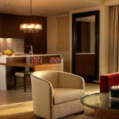 Отель Swissotel Living Al Ghurair Dubai Апартаменты с различными типами кроватей фото 4