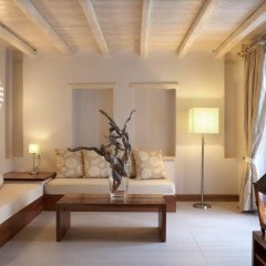 Отель Meltemi Village 4* Люкс с различными типами кроватей фото 4