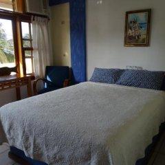 Hotel y Restaurante Cesar Mariscos 3* Стандартный номер с различными типами кроватей фото 2