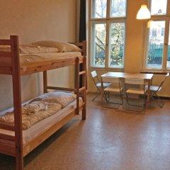 Alcatraz Backpacker Hostel Кровать в общем номере фото 9