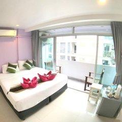 Отель The Room Patong 2* Номер Делюкс с различными типами кроватей фото 18