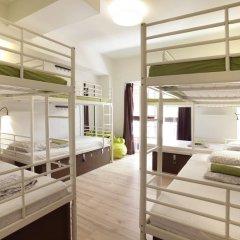 Gracia City Hostel Кровать в общем номере с двухъярусной кроватью фото 5