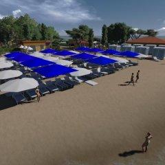 Гостиница Malibu Beach Complex бассейн