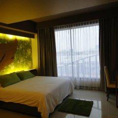 Aleaf Bangkok Hotel 3* Стандартный номер с различными типами кроватей фото 3