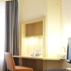 Отель IntercityHotel Nürnberg 3* Номер Бизнес с различными типами кроватей фото 3