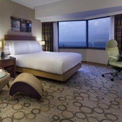 Hilton Izmir 5* Представительский номер с различными типами кроватей фото 4