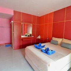 Отель Lanta Bee Garden Bungalow Таиланд, Ланта - отзывы, цены и фото номеров - забронировать отель Lanta Bee Garden Bungalow онлайн комната для гостей фото 3