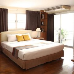 Отель B.U. Place 4* Улучшенная студия фото 2